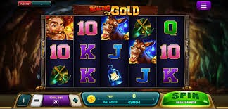 Rolling in Gold Game Image
