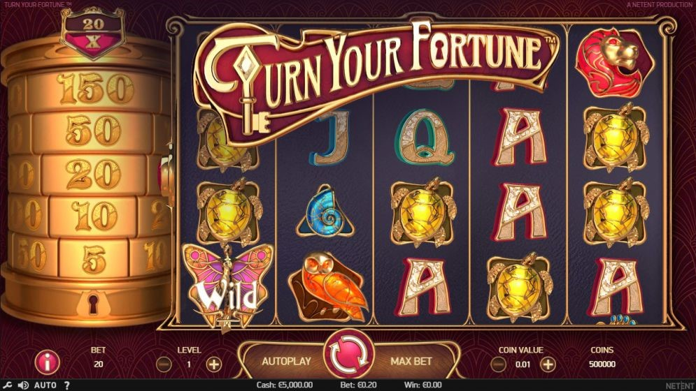 Fortune MAX Game Image